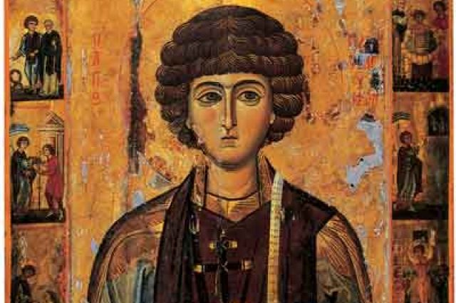 Пантелеимона - христианский святой, почитаемый в лике великомучеников, прославился как врач и целитель.