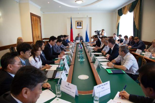 Корейские специалисты отметили инновационные технологии, применяемые на некоторых кузбасских предприятиях.