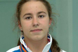 Арина также завоевала на ЧЕ серебряную и бронзовую медали.