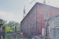 Старые здания бывшего ликёро-водочного завода, построенные с 1902 по 1914 годы, частично сохранят, частично воссоздадут с нуля в новом жилом квартале.
