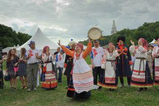 Площадку «Монастырский двор» откроют на фестивале «Русское поле» в Москве