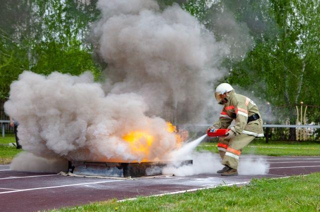 АО «Транснефть – Сибирь» победила в соревнованиях пожарных дружин