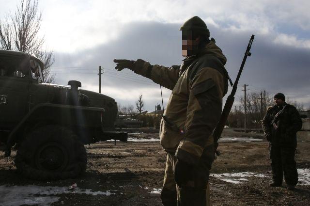 Близ Мариуполя из-за перестрелки банд «ДНР» взорвался склад боеприпасов