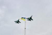 Украина намерена защищать границы в Азовском море с помощью авиации