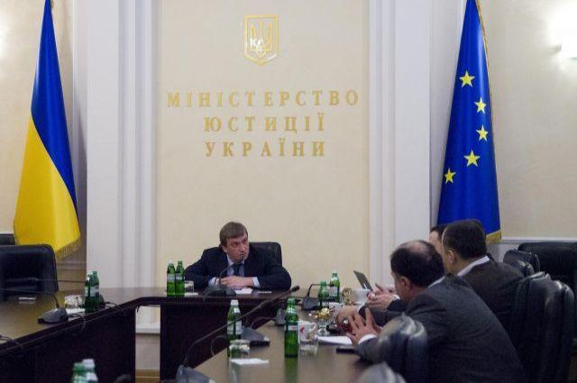 Минюст проверит все СИЗО в Украине, чтоб предотвратить бунты заключенных