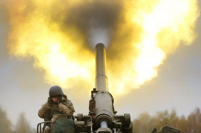 В Луганской области группа диверсантов пыталась прорвать оборону ВСУ