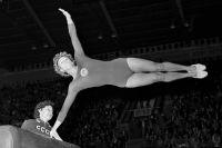 Лариса Латынина, 1958 г.