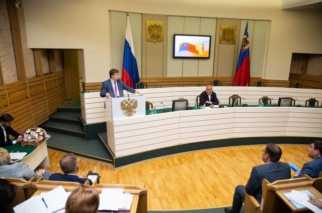Инициатором проведения съезда выступила кузбасская команда форума «Моногорода. Бизнес-Успех».