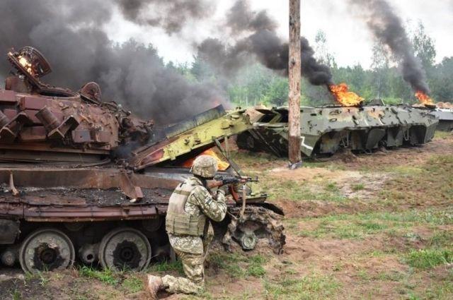 Предлагаемый РФ план законсервирует конфликт на Донбассе, - генерал ВСУ