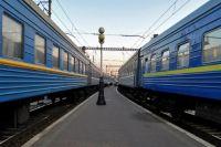 Укрзализныця заявила, что почти половина вагонов оснащена кондиционерами