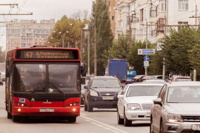 Из-за водителей автобусов количество ДТП в Казани увеличилось на 24%.