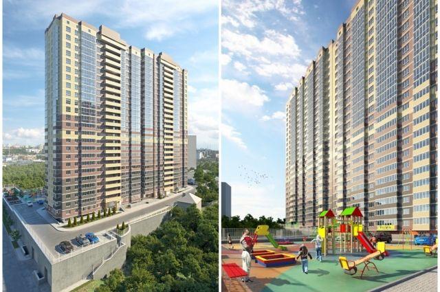 В жилых комплексах компании происходит качественное изменение среды.