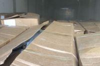 На границе Оренбуржья задержаны 20 тонн рыбы.