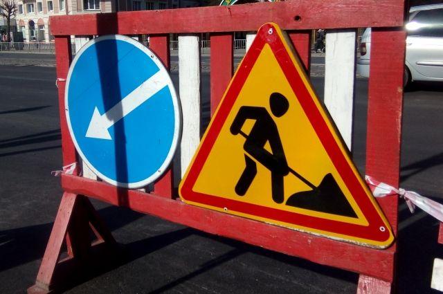 В Калининграде дорожный ремонт идет на 13 улицах.