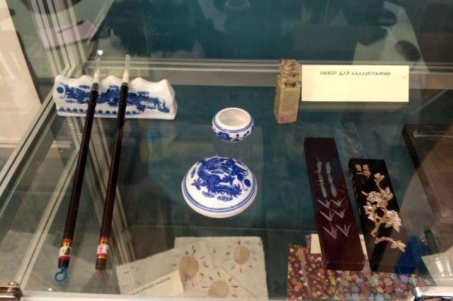 В Оренбурге открывается выставка «Загадочная Япония. Культура и искусство».