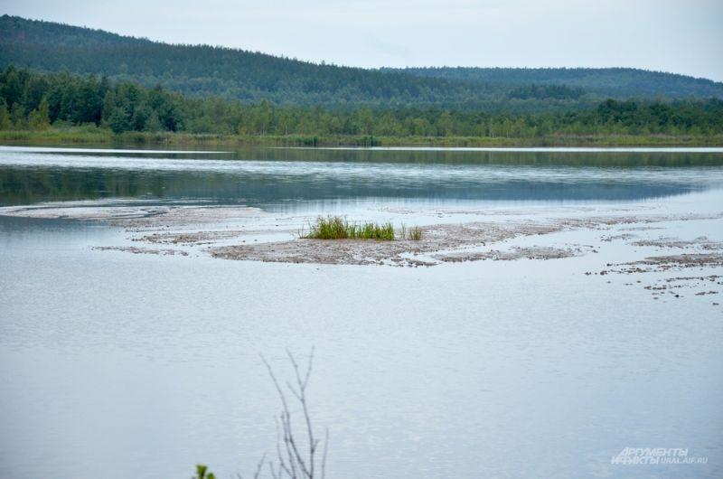 До 70-х годов технология очистки воды для Екатеринбурга была простой: ее качали, фильтровали, а естественные осадки сбрасывались в водоем.