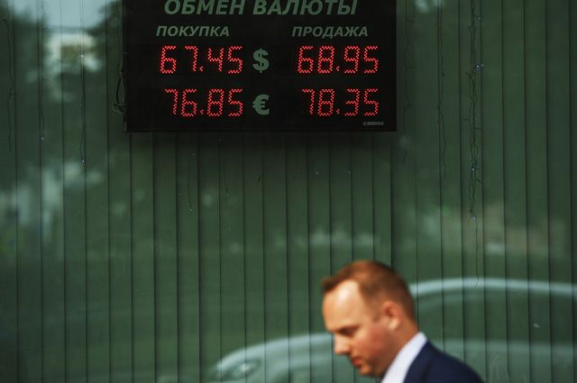 Чем дольше длятся санкции, тем меньше людей впадают в панику при росте курса доллара.