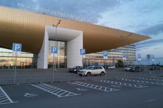 Международный аэропорт развивает маршрутную сеть.