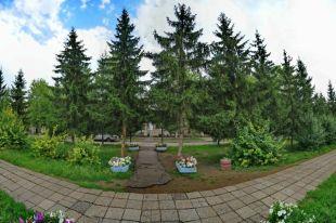 Проспект Культуры - один из шести объектов благоустройства в Омске в 2018 году.