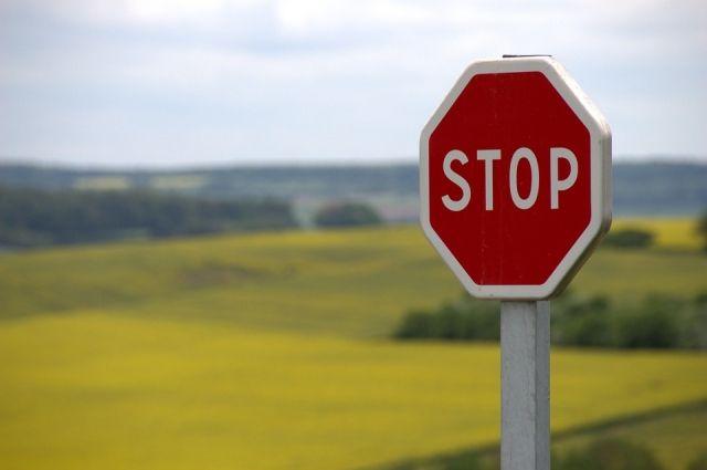 Будут установлены дорожные знаки «Остановка запрещена»