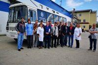 Ямальские медики обследуют вахтовиков без отрыва от производства