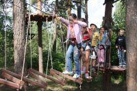 Большинство школьников Пермского края провели лето в городе.