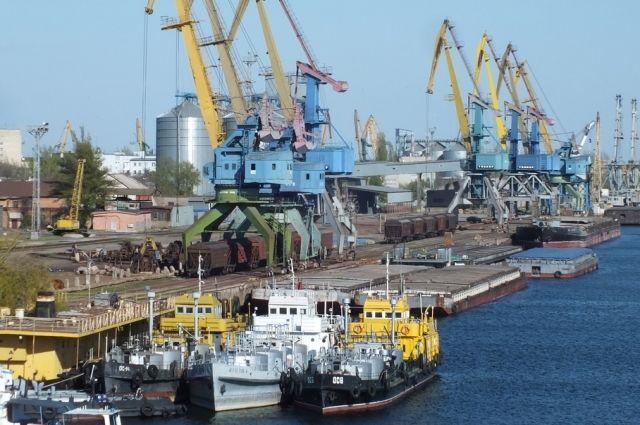 Российскому судну «Механик Погодин» снова запретили покидать украинский порт