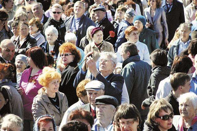 Численность населения в Ярославле растёт, тогда как в целом в области - сокращается.