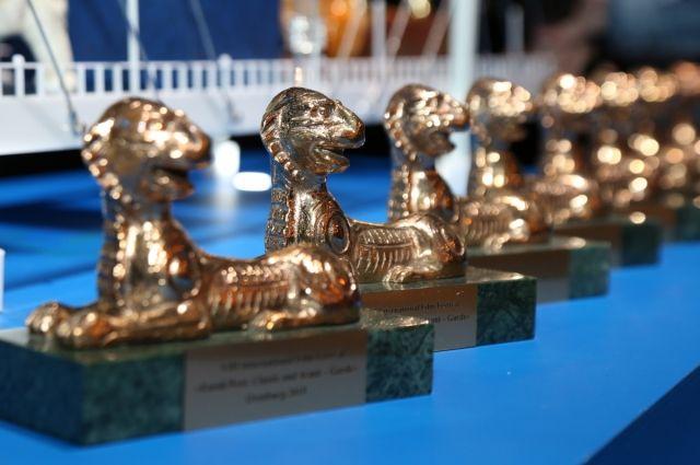 Оренбург встречает XI международный кинофестиваль.