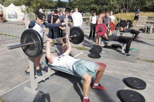 Пермяки показали свою силу на соревнованиях по тяжёлой атлетике.