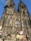 Кёльн (Германия) – милый городишко.