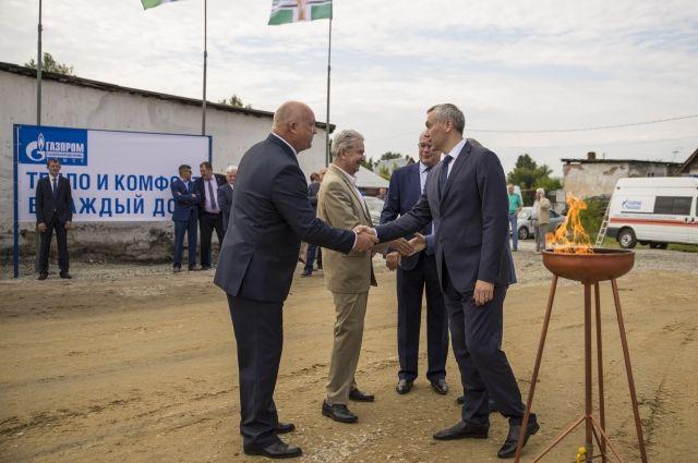 Новые школы строят и в городе и на селе