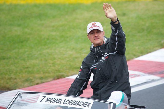Шумахера перевезут для последующего лечения наМальорку