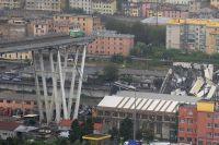 Крушение моста в Генуе: среди пострадавших есть украинцы