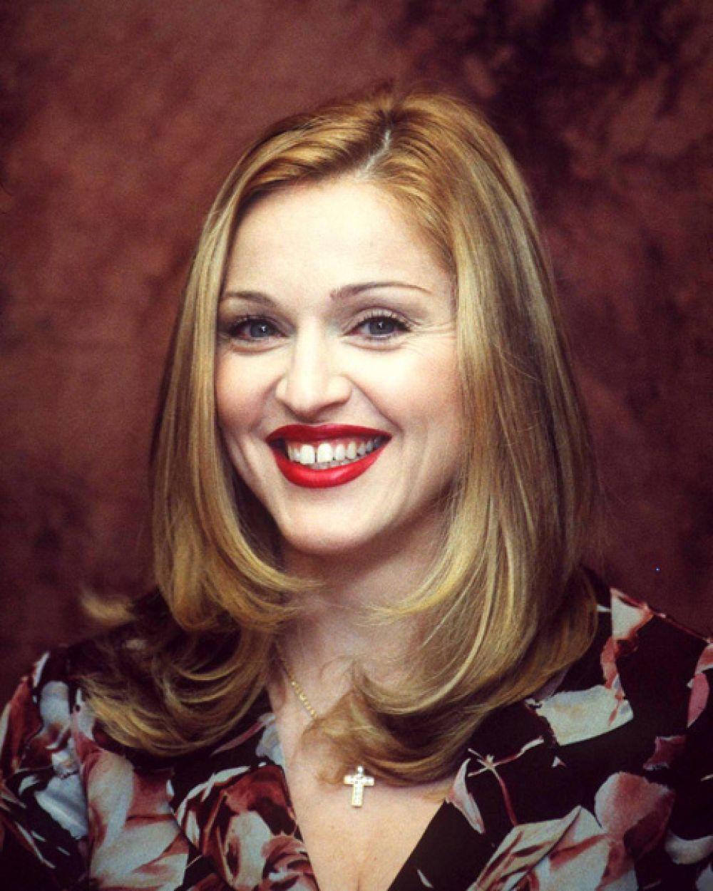 Мадонна в 1996 году.