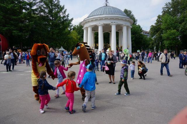 День здоровья пройдёт в Перми в Парке Горького в субботу, 18 августа.