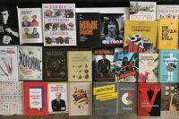 Книги, предоставленные проекту «Книжное братство», одним из издательств.