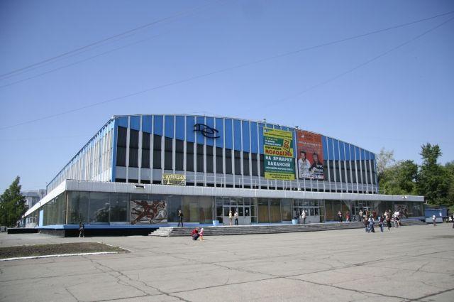 Дворец зрелищ и спорта Барнаула
