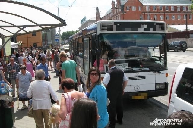 Автобусы на междугородних линиях устраивают не всех пассажиров.