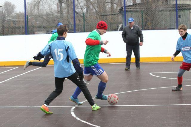 В Омске отремонтируют 70 спортплощадок.