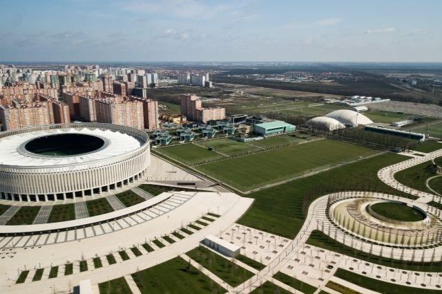 «Краснодар» реализовал все билеты надомашний матч со«Спартаком»