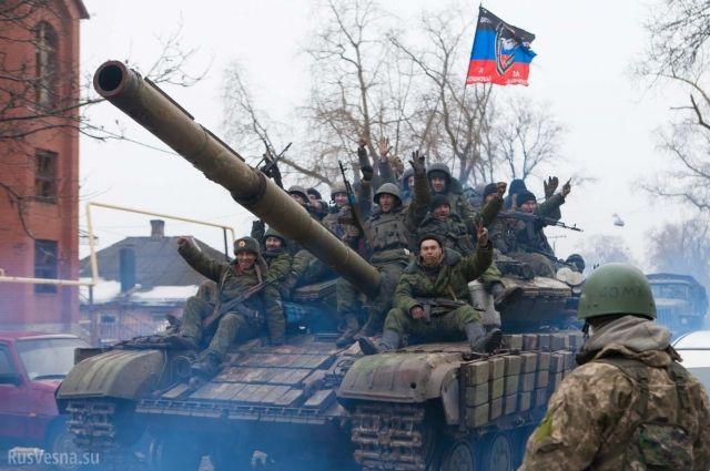 В Генштабе рассказали о численности группировки противника на Донбассе