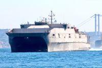 В Черное море впервые вошел десантный корабль ВМФ США