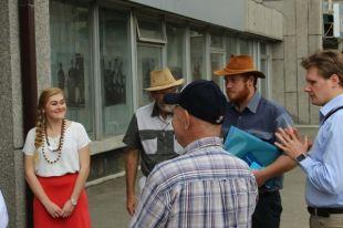 Буры уже посетили Ставрополь и теперь присматриваются к донской земле