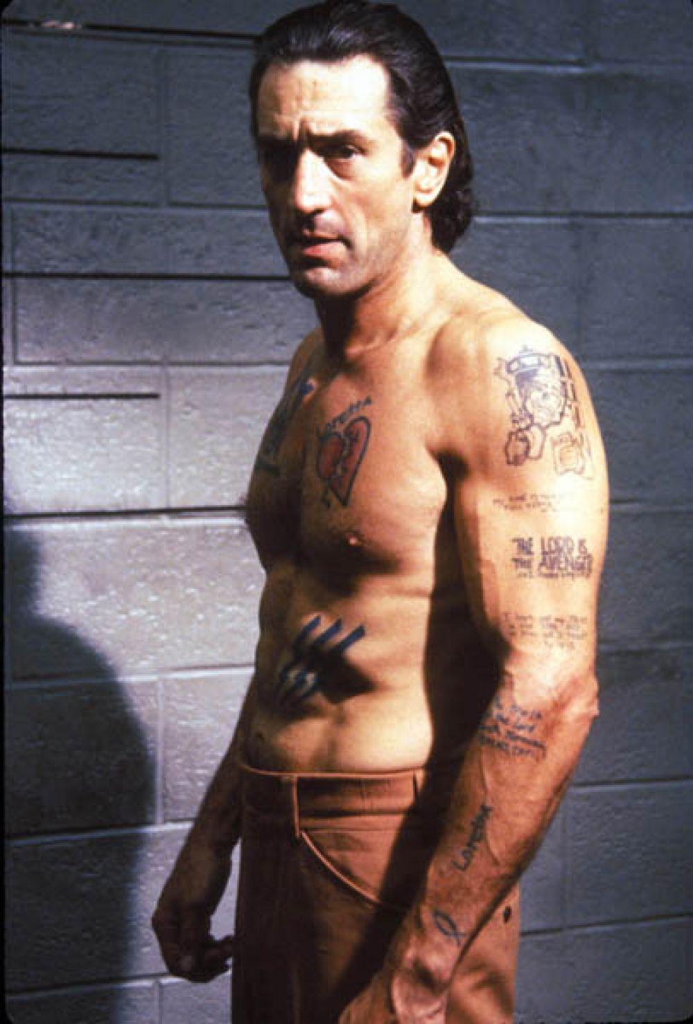 В фильме «Мыс страха» (1991) Де Ниро досталась роль уголовника Макса Кейди.
