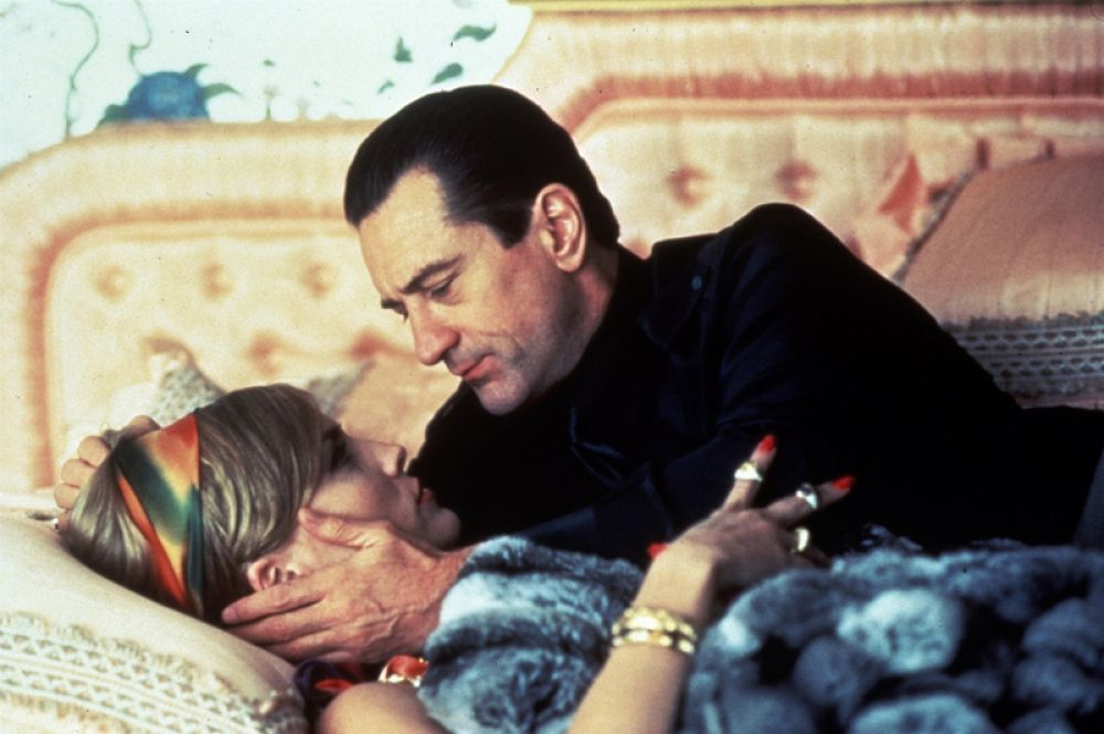 В этом же году выходит фильм «Казино» с участием Де Ниро и Джо Пеши.