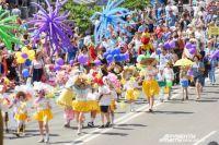 Праздновать день рождения города красноярцы будут два дня