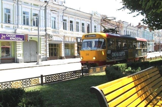 Изменение маршрута связано с ремонтом трамвайных путей