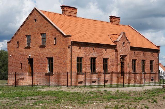 В Калининградской области после реконструкции открылся «Домик Канта».