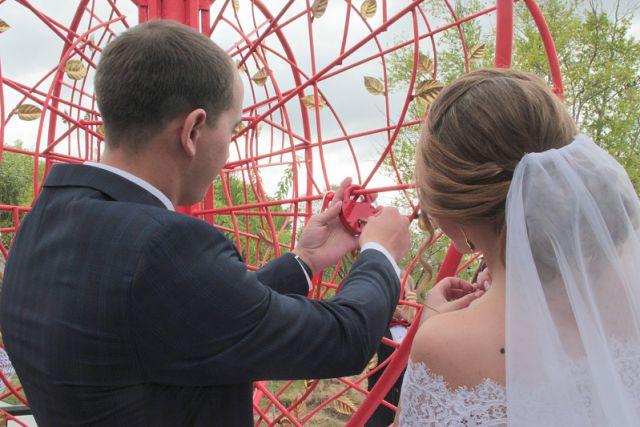 Совет да любовь всем вступившим и вступающим в брак!